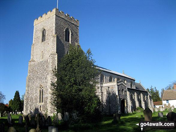 St Catherine's Church, Ludham
