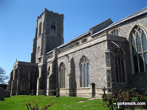 St Mary's Church, Worstead