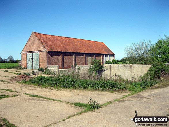 Dairyhouse Barn near Worstead