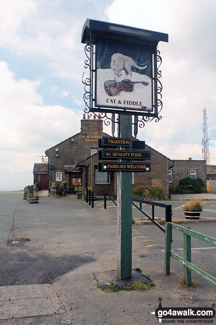 The Cat and Fiddle Pub