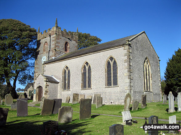 Wetton Village Church