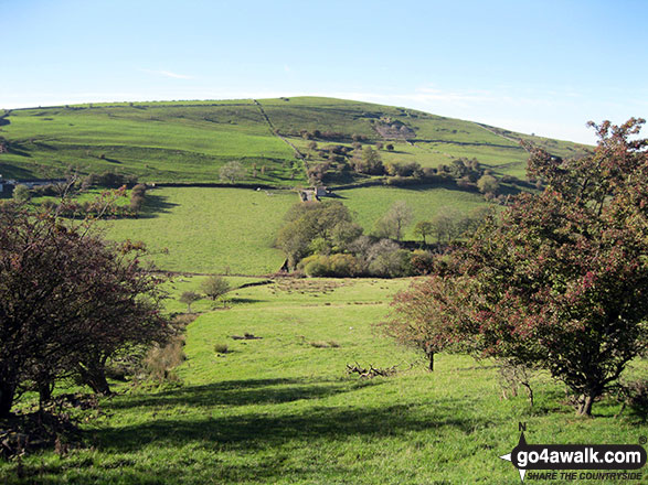 Ecton Hill from Back of Ecton