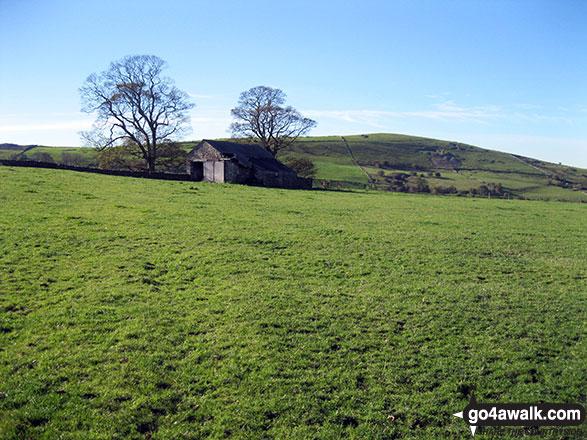 Field Barn, Back of Ecton