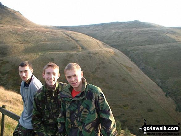 Me and my mates on Jacob