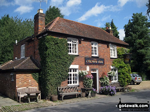 The Crown Inn, Little Missenden