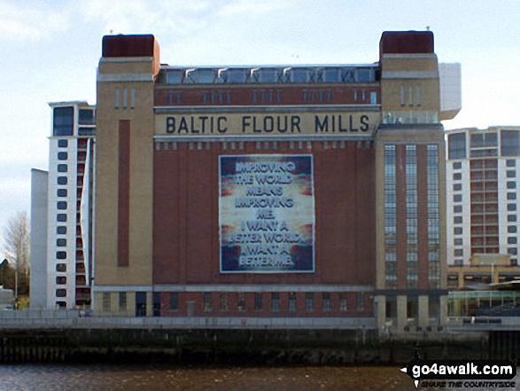 The Baltic Flour Building, Newcastle