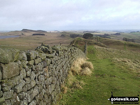 Walking The Hadrian's Wall National Trail