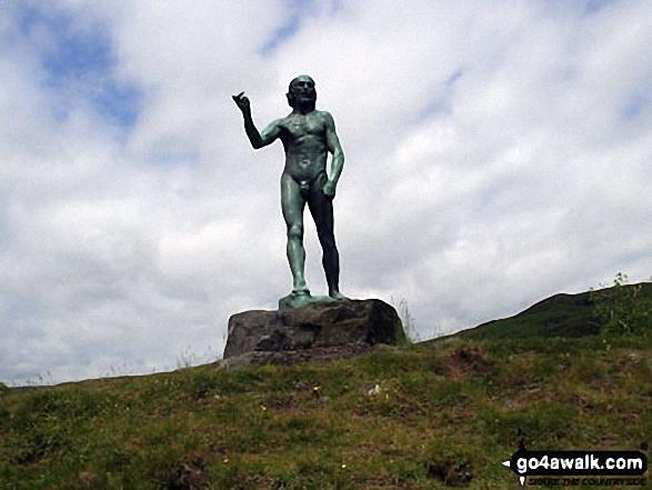 The Glenkins Sculpture