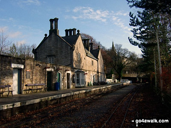 Alston Railway Station
