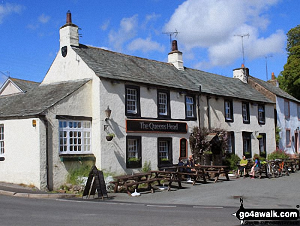 The Queens Head in Askham Village