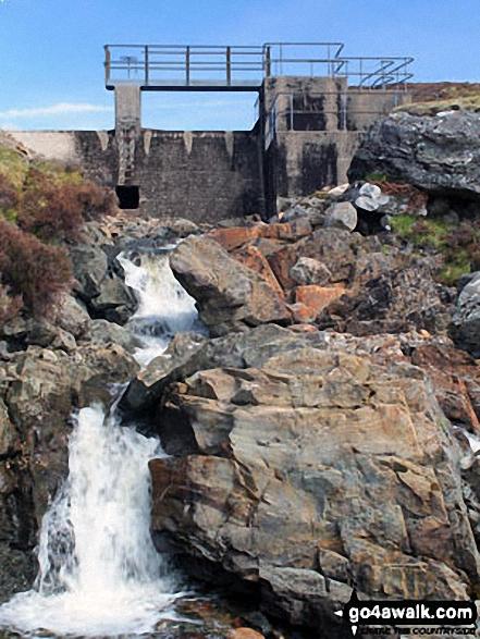 Allt Riobain Dam