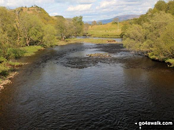 River Dochart at Auchessan