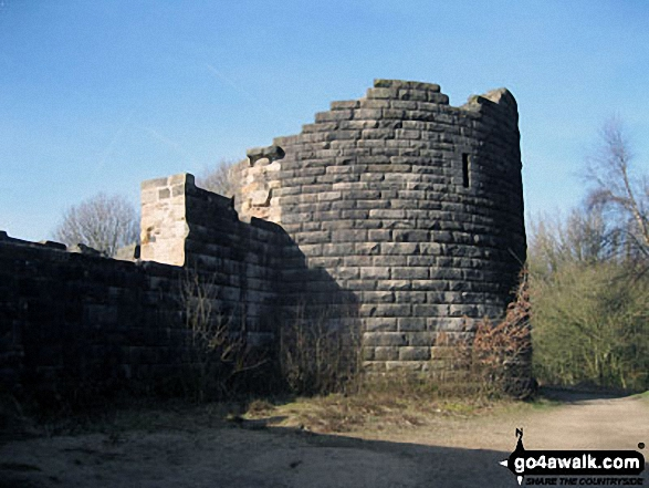 The Castle (Lower Rivington Reservoir)