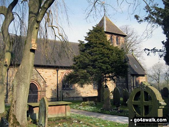 Meerbrook church
