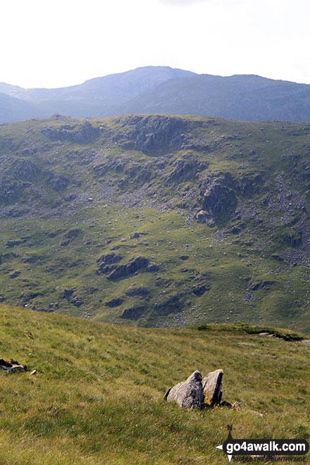 Black Crags (Langdale) from Martcrag Moor