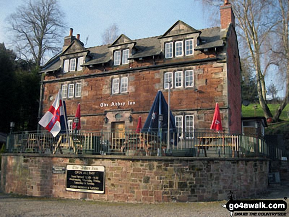 The Abbey Inn in Abbey Green near Leek