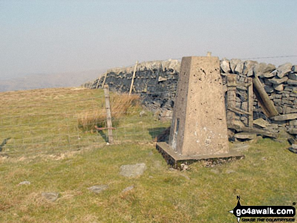 Renwick Fell (Thack Moor) Photo by Mike Walker