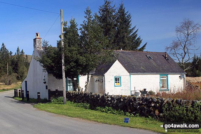 The house at Craigengillan