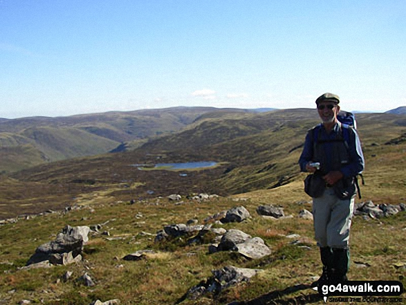 Walk Tolmount walking UK Mountains in The East Mounth - Glen Shee and Mount Keen to Montrose  Aberdeenshire Angus   Scotland