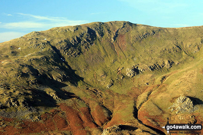 Heron Pike from Low Pike (Scandale)