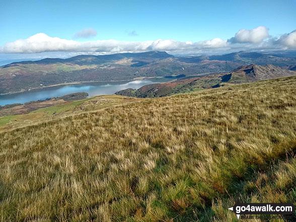 The Mawddach Estuary from the summit of Braich Ddu (Craig Cwm-llwyd)