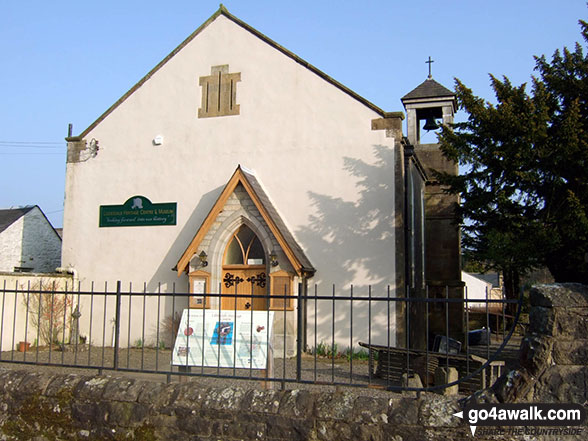Walk bo116 Roan Fell from Newcastleton - Liddesdale Heritage Centre and Museum, Newcastleton or Copshaw Holm