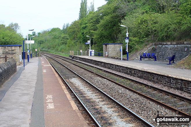 Strines Railway Station