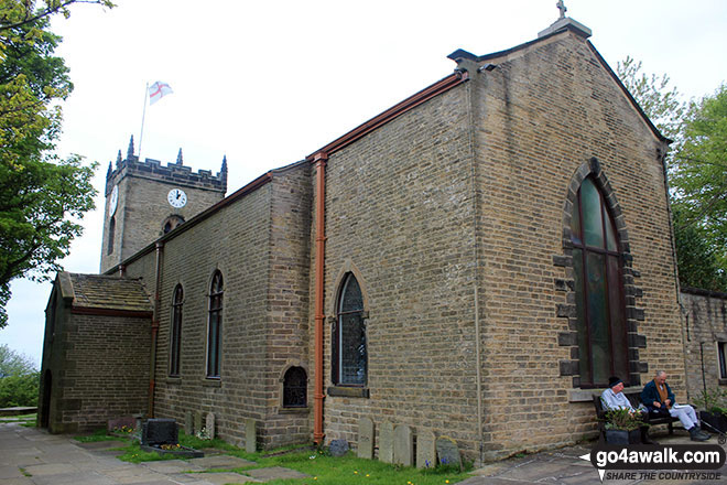 St. Thomas' Church, Mellor