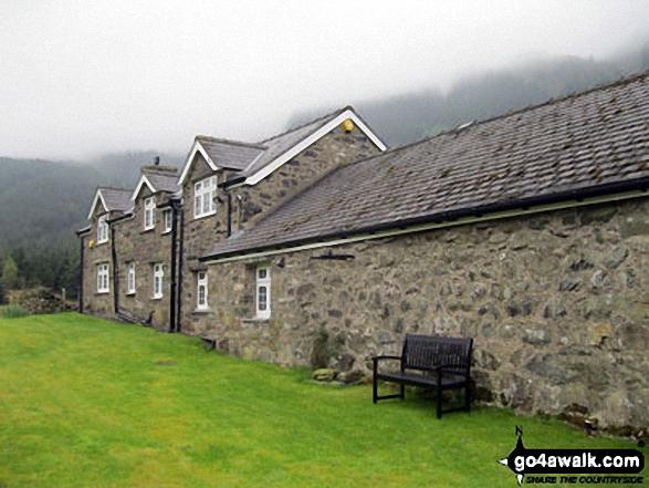 Ty'n-y-cwm in Cwm Penamnen near Dolwyddelan