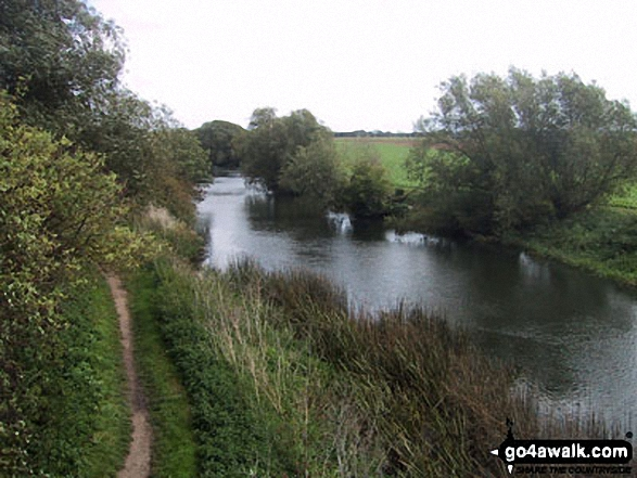 The River Avon near Stratford-upon-Avon