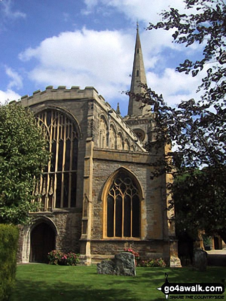 Holy Trinity Church (Shakespeare's Burial Place), Stratford-upon-Avon