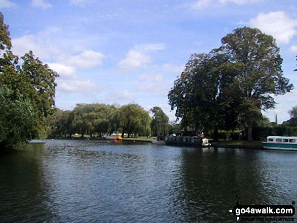 The River Avon, Stratford-upon-Avon