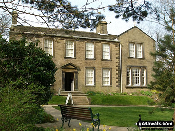 Haworth Parsonage - home of the Bronte Sisters