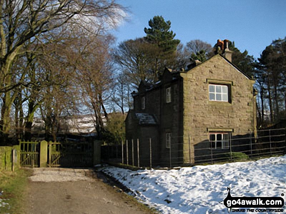 Lyme Park Country Park East Lodge