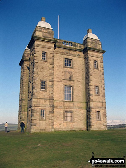 The Cage - Lyme Park Country Park