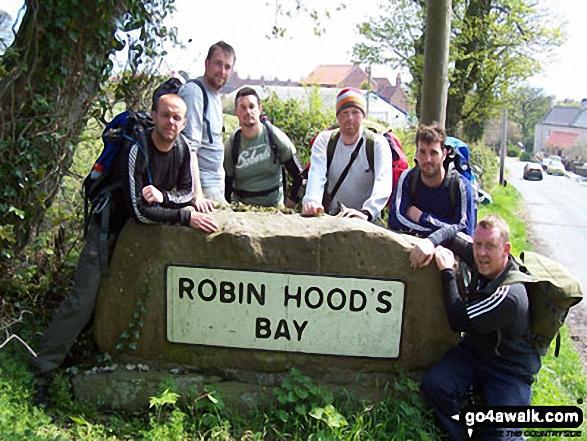 Robin Hood's Bay at last