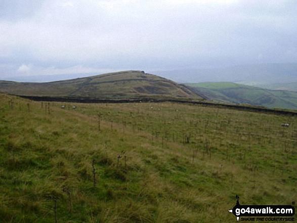 Walk d147 Cracken Edge from Hayfield - Chinley Churn