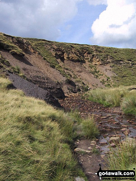 Crowden Great Brook near Laddow Rocks