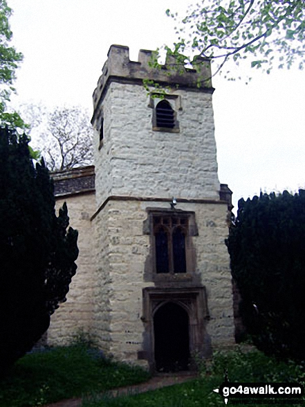 Horsenden church