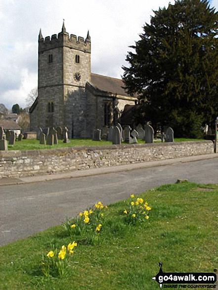 Ashford in the Water Church