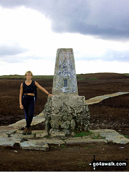 Black Hill (Soldier's Lump) Summit
