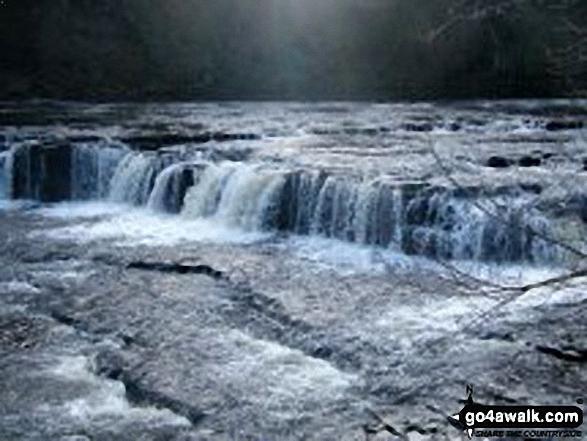 Aysgarth Falls - High Force