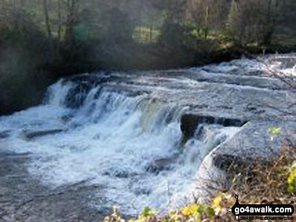 Aysgarth Falls - Middle Force