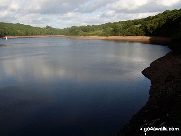 Wimbleball Lake from the Dam