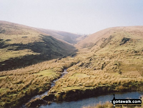 River Barle Valley between Simonsbath and Cow Castle