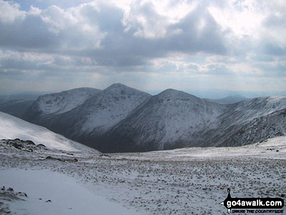 Yoke, Ill Bell and Froswick from High Street
