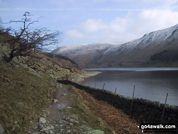 Haweswater Reservoir near Mardale Head