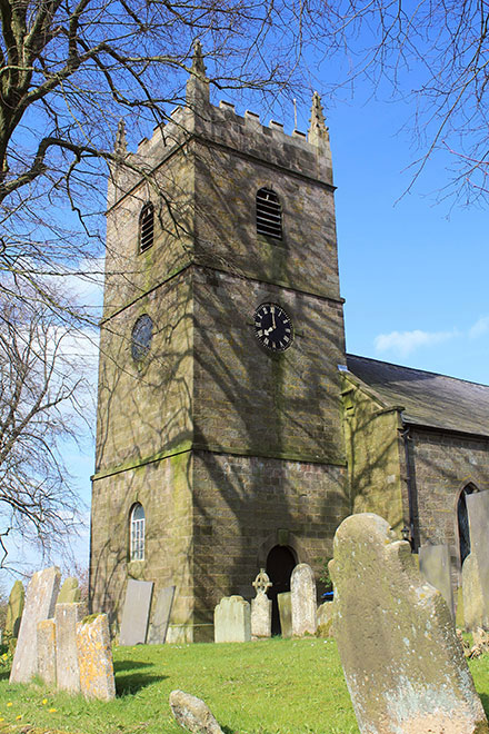 All Saints Church, Elton
