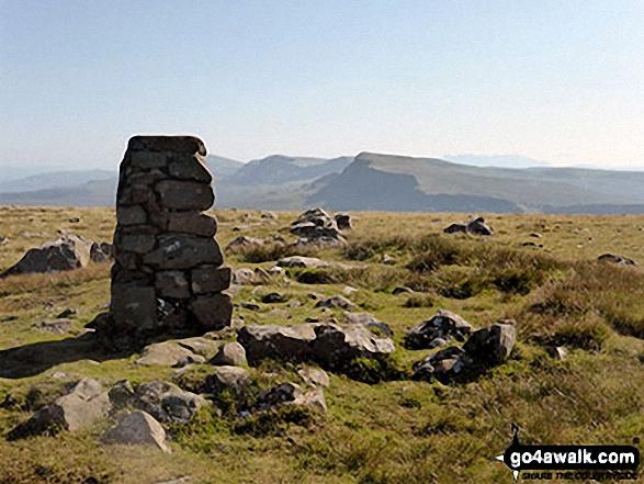 Summit of Meall na Suiramach, Isle of Skye