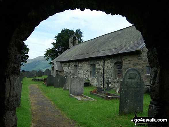 Mary Jones' Chapel, Llanfihangel-y-pennant